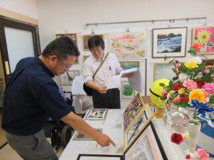 復興記念 希望荘 チャレンジフェスタ 2019 作品展の審査講評(1)